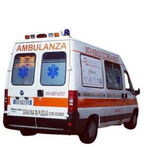 Costo Ambulanza Roma